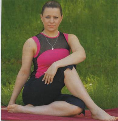 Йога в фитнес-клубе