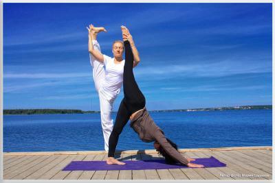 Йога в комфорте